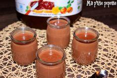 crème au Nutella, façon danette - thermomix