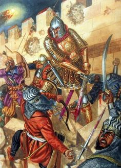 the last stand of the last emperor of constantinople..constantine xi