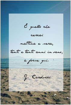 Giosué Carducci - Quote