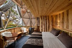 EcoCamp Patagonia, in Torres de Paine National Park