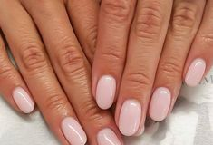 What manicure for what kind of nails? - My Nails Sns Nails Colors, Neutral Nails, Love Nails, Pink Nails, Pretty Nails, Neutral Colors, Matte Nails, Glitter Nails, Short Nails Shellac