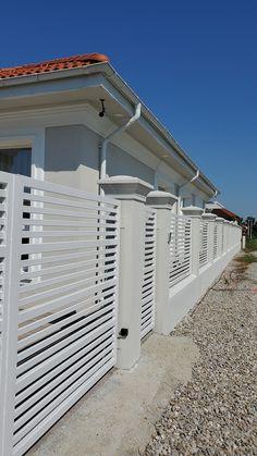 Casa pe parter in Corbeanca | CoArtCo House Foundation, Design Case, Architect Design, House Plans, Exterior, Living Room, Outdoor Decor, House Architecture, Home Decor