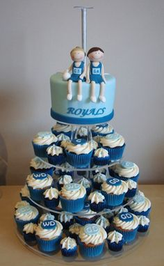 Netball Cake Cakes I Have Made Pinterest Netball