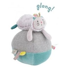 Culbuto chat Les Pachats - Moulin Roty