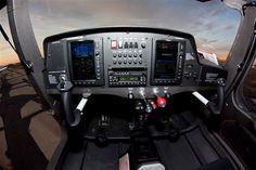 Skycatcher cockpit