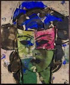 Manolo Valdes at Marlborough Gallery http://mymagicalattic.blogspot.com.tr/2013/11/manolo-valdes-at-marlborough-gallery.html