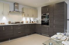 New homes round-up - the best new build property for sale in Scotland. Ashgrove Fields in Loanhead (Taylor Wimpey). Kitchen Images, Wimpey Homes, Home, House Inspiration, New Homes, Open Plan Kitchen, Show Home, Home Kitchens, Kitchen Design