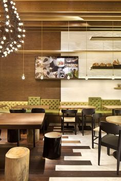 GAGA Restaurant by Coordination Asia
