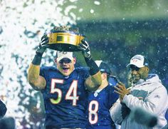 MARK POTASH: Brian Urlacher wasn't the best Bears linebacker of all time — there's only one Dick Butkus. Urlacher arguably rates somewhere between Bill George and Mike Singletary in the pantheon of the Bears linebackers. But so what? Theodore Roosevelt is no Abraham Lincoln. But he's still on Mount Rushmore.