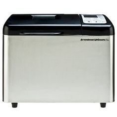 Breadman Pro Breadmaker - Stainless Steel TR900S