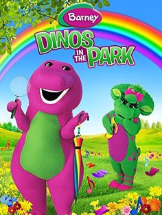 Shop Barney: Dinos in the Park [DVD] at Best Buy. Find low everyday prices and buy online for delivery or in-store pick-up. New Kids Movies, Dino Park, Barney The Dinosaurs, Barney & Friends, Video On Demand, Programming For Kids, Cartoon Shows, Kids Store, Children And Family