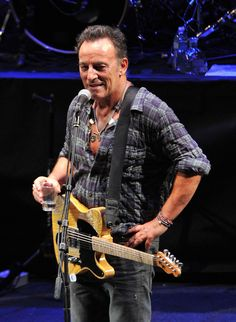 Bruce Springsteen - 2012 Light of Day Concert Series New Jersey