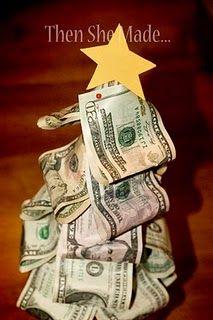 money tree- for christmas