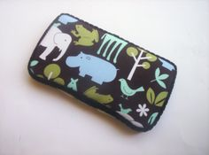 Covered Diaper Baby Wipes Case