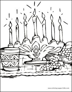 candles for kwanzaa holiday printable kwanzaa pinterest candles kwanzaa and holiday - Free Kwanzaa Coloring Pages
