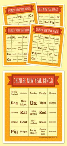 chinese new year bingo thanksgiving bingo thanksgiving crafts road trip bingo holiday games