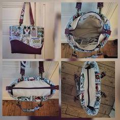 Atelier Naoned Breizh sur Instagram: Nouvelle commande en cours de livraison sac Tadoune modèle sac #samba de chez #sacôtin