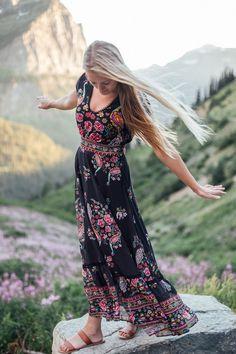 Rosario Print Dress