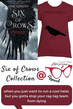 Six of Crows Character Sass Women's T-shirt. Life hasn't been sunshine and daisies for Kaz Brekker. You don't just rise up through the ranks of street gangs by offering everlasting kindness. But if that wasn't bad enough, when he finally gets an opportunity to pull off a fantastic heist he gets saddled with the responsibility of looking after his crew. Human emotions suck. Express as much sympathy as your human heart can muster with this Six of Crows women's t-shirt.
