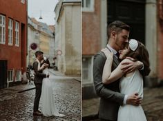 Danny & Kate // Copenhagen Elopement. » The Kitcheners // Fine Art Wedding Photographer | UK | Europe | Worldwide