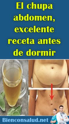 Discover thousands of images about El chupa abdomen, excelente receta antes de dormir - Bien con Salud Health Benefits, Health Tips, Calendula Benefits, Stomach Ulcers, Loose Weight, Natural Cures, Weight Loss Transformation, Best Weight Loss, Herbal Remedies