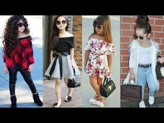 These Are The Latest Girls Kid's Modern Outfit Ideas Cute Kids Clothing Styling Ideas Trendy Fashion, Girl Fashion, Fashion Outfits, Fashion Trends, Trending Now, Modern Outfits, New Shoes, Cute Kids, New Dress