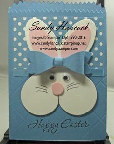 Mini Treat Bag Easter Treats, Sweet & Sassy Framelits,
