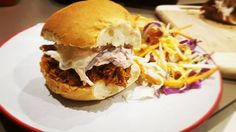 BBQ Pulled Pork @ http://de.allrecipes.com