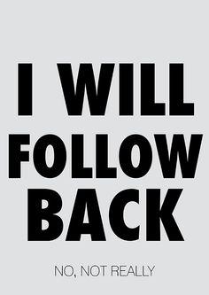 #followers