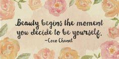 Be Yourself, Everyone Else is Taken! www.loveasur.org
