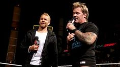 """WWE Night of Champions Kickoff features Christian's """"Peep Show"""" with Chris Jericho."""