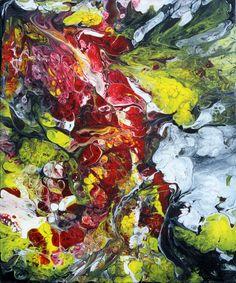 "Blaze by Eric Siebenthal | $250 | 20""w 24""h | Original Art | http://www.arttwo50.com/buy/art/blaze"