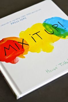 Featured Picture Book:  Mix It Up!