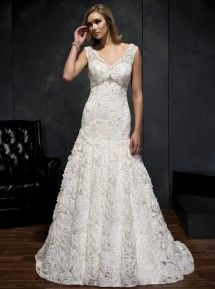 Ginza Wedding Gown Style #1527 From the Kennith Winston Collection http://www.netbride.com/wedding/wedding-dresses/ginza/