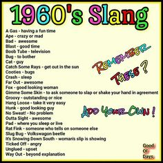 English Slang Words I still use half of these! My Childhood Memories, Best Memories, School Memories, This Is Your Life, In This World, Photo Vintage, I Remember When, Oldies But Goodies, Good Ole