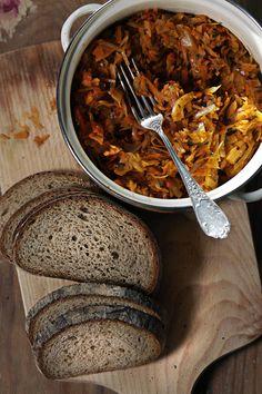 #bigos #polish-cuisine Jedzenie jest piekne - studio fotografii kulinarnej