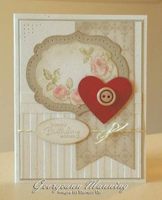 Elements of Style Birthday Card by paperprincess1973 - Cards and Paper Crafts at Splitcoaststampers