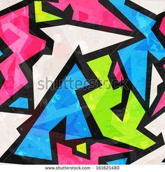 https://www.shutterstock.com/fr/image-vector/graffiti-geometric-seamless-pattern-grunge-effect-161621480