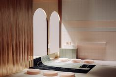 5 Luxury Design Projects Made By The World's Best Interior Designers - These incredible interior design projects will be the perfect inspiration source to crea Interior Rendering, Interior Design, Color Interior, Carpet Decor, Carpet Trends, Modern Carpet, Grey Carpet, Contemporary Home Decor, Carpet Colors