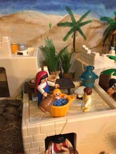 Bañando a los peques