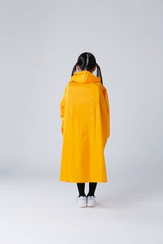 Mantel gelb h&m