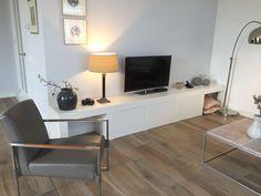 Decor, Living Room, Furniture, Room, Home, Corner Desk, Inspiration, Desk