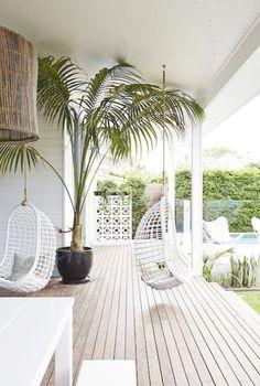 Great >> Coastal Style Living Room.