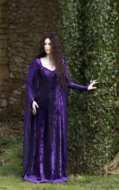 387P - Ravenswing Dress