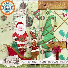 FREE CHRISTMAS CAROL BLOG HOP
