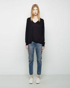 6397 | New Pull-On Jean | Shop at La Garçonne