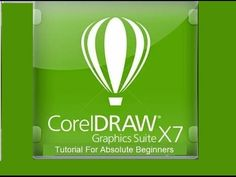 CorelDRAW X7 - Tutorial for Beginners [ COMPLETE ]