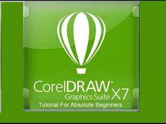 CorelDRAW X7 - Tutorial for Beginners [ COMPLETE ]