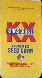 NK Kingscrost Hybrid Sample Bag 5#