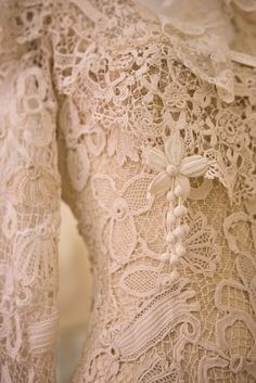 Rosemary Cathcart Antique Lace and Vintage Fashion: Sheelin Lace Museum New Photos